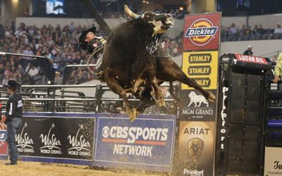 Sailors dream coming true at PBR event in Allen, TX.