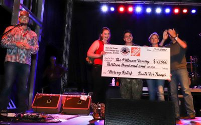 Boots For Troops Concert in the Country Raises 56K