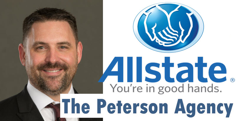 New Partnership with The Peterson Agency, an AllState Insurance Agency