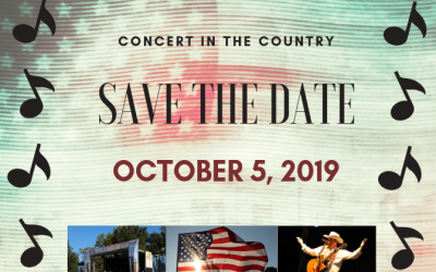 Boots For Troops Concert in the Country 2019 Date Announcement