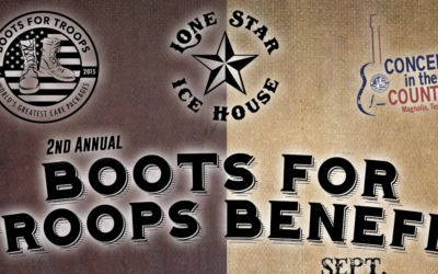 2nd Annual Boots For Troops Benefit at Lone Star Ice House