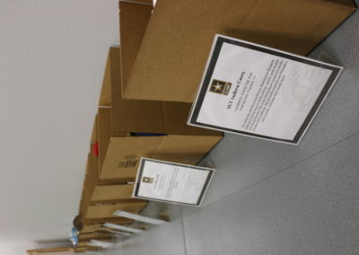 Walmart Care Package Event