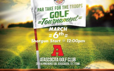 2nd Annual Golf Tournament benefitting Boots For Troops